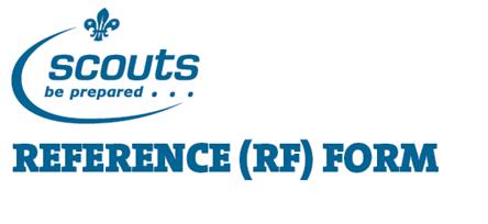 RF form logo